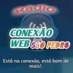 Logo da emissora Rádio Conexão Web São Pedro