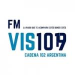 Logo da emissora Radio Cadena 102 101.9 FM