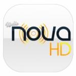 Logo da emissora Rádio Nova HD