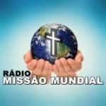 Logo da emissora Rádio Missão Mundial
