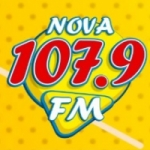 Logo da emissora Rádio 107.9 FM