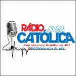 Logo da emissora Rádio Nova Católica Web