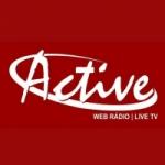 Logo da emissora Web Rádio Active Net