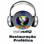 Logo da emissora Rádio Restauração Profética
