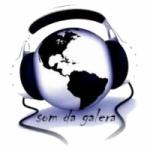 Logo da emissora Web Rádio Som da Galera