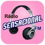 Logo da emissora Rádio Sensacional FM Sorocaba