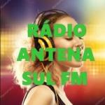 Logo da emissora Antena Sul FM