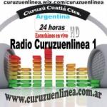Logo da emissora Radio Curuzú en Línea 1