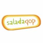 Logo da emissora Rádio Salada Pop