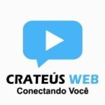 Logo da emissora Crateús Web