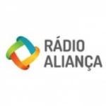 Logo da emissora Rádio Aliança Live