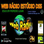 Logo da emissora Estúdio DSS