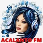Logo da emissora Acalanto FM