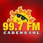Logo da emissora Radio Cadena Sol 99.7 FM