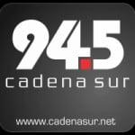 Logo da emissora Radio Cadena Sur 94.5 FM