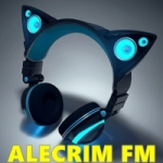 Logo da emissora Alecrim FM