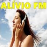 Logo da emissora Alívio FM