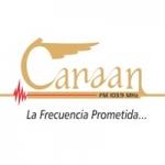 Logo da emissora Radio Canaán 103.9 FM