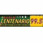 Logo da emissora Radio Centenario 99.5 FM
