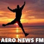 Logo da emissora Aero News FM