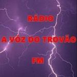 Logo da emissora A Voz do Trovão FM