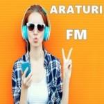 Logo da emissora Araturi FM