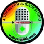 Logo da emissora Stúdio A Voz da Comunidade