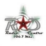 Logo da emissora Radio Centro 106.7 FM