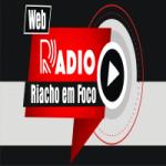 Logo da emissora Web Rádio Riacho em Foco