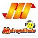 Logo da emissora Rádio Metropolitana 92.5 FM