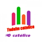 Logo da emissora Toda FM Católica