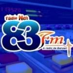 Logo da emissora Web Rádio 83 FM