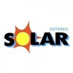 Logo da emissora Radio Estéreo Solar 98.3 FM