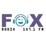 Logo da emissora Radio Fox 107.1 FM