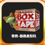 Logo da emissora Rádio Box Tape