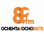 Logo da emissora Radio Pública Chajarí 88.7 FM