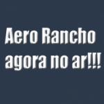 Logo da emissora Aero Rancho Agora No Ar