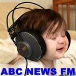 Logo da emissora ABC News FM