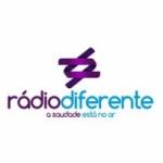 Logo da emissora Rádio Diferente