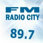 Logo da emissora Radio City 89.7 FM