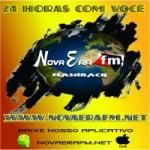 Logo da emissora Nova Era FM