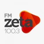 Logo da emissora Radio Zeta 100.3 FM