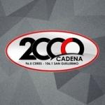 Logo da emissora Radio Cadena 2000 106.1 FM