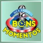Logo da emissora Web Rádio Bons Momentos