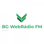 Logo da emissora BG WebRádio FM