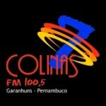 Logo da emissora Rádio 7 Colinas 100.5 FM