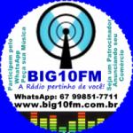 Logo da emissora BIG10FM