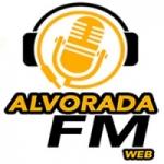 Logo da emissora Alvorada FM Web
