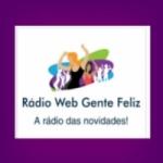 Logo da emissora Rádio Web Gente Feliz