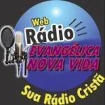 Logo da emissora Rádio Evangélica Nova Vida